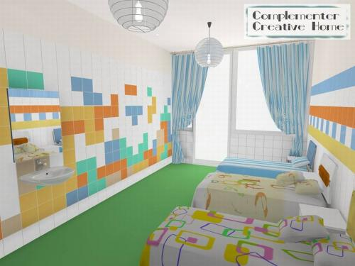 Complementer Creative Home Latvanyterv121